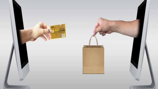 Australian online spending equaled 9% of spending at brick and mortar stores: NAB