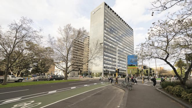 Charter Hall fund says Melbourne's iconic 1 Nicholson Street has new tenants