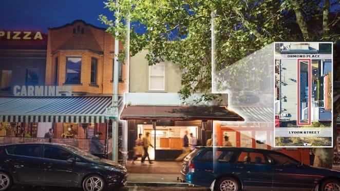 Lygon Street property listed for private sale