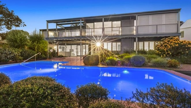 Ernie Carroll, the Ossie Ostrich creator sells in Mount Eliza