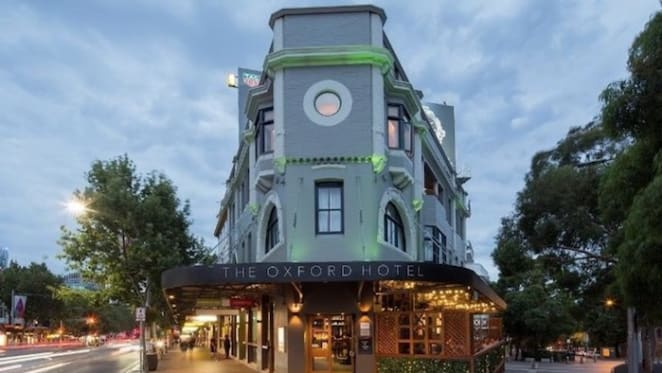 Oxford Hotel in Darlinghurst leasehold listed for sale