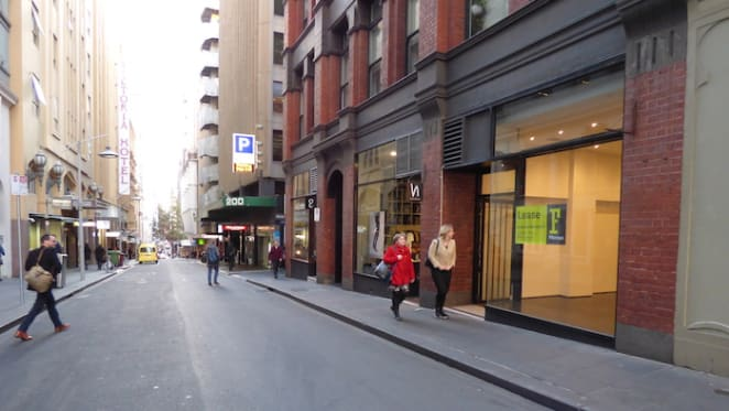 Little Temperance cafe leases Little Collins Street space