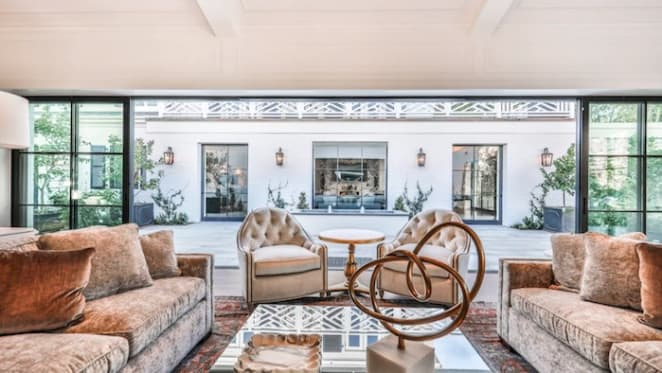 Inside James Packer's Holmby Heights, Los Angeles trophy home