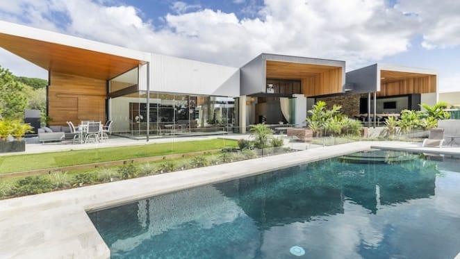 Darren Palmer transformed Bondi apartment for sale