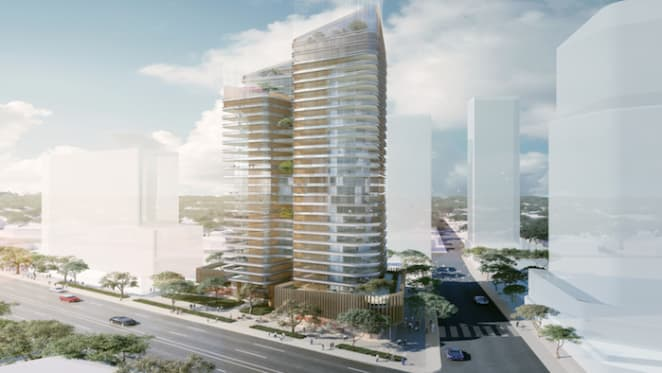 Development approval for Goldfields project in Chatswood