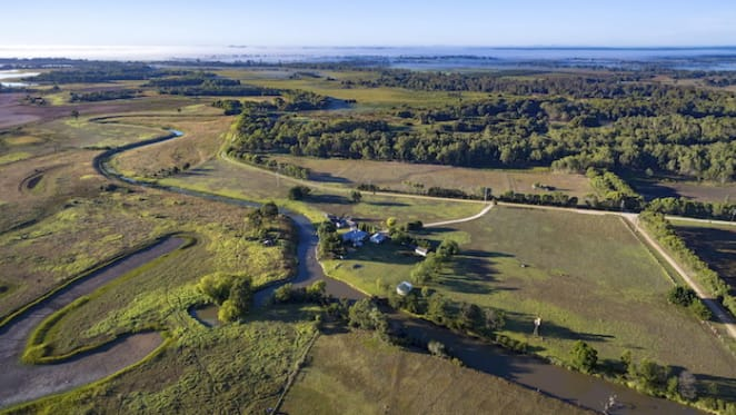 Edwards family farm listed after 80 years on Sale outskirts