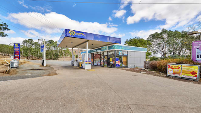 Seven Metro Petrol service stations set for auction