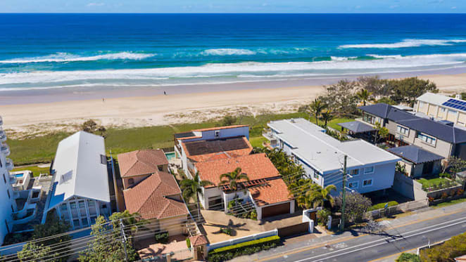 The Gold Coast's 'Millionaire's Row' Hedges Avenue experiencing a surge in sales
