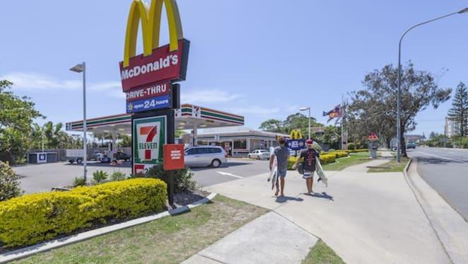 Savills sell Palm Beach McDonalds for $8.525 million