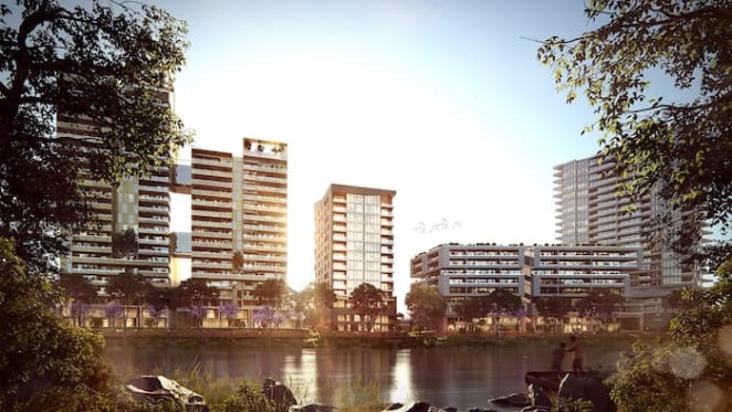 Jamie Durie onboard for Western Sydney's The Paper Mill masterplan