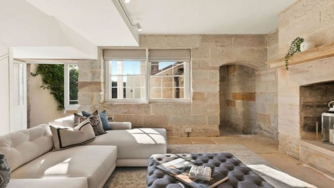 Paris Neilson sells Millers Point renovation