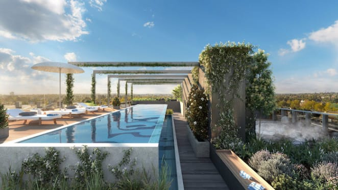 YarraBend gears up for luxury apartment project designed by DKO