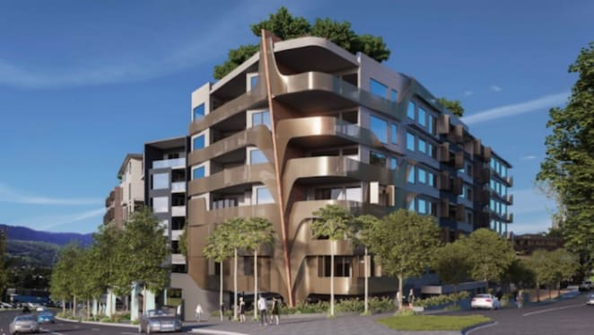 Wollongong development lures buyers with 2 percent deposit