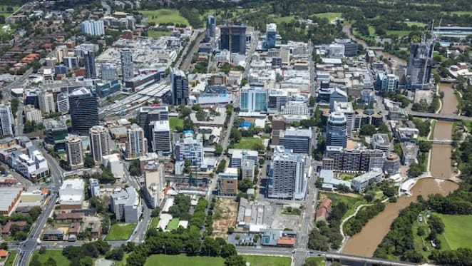 Parramatta and Blacktown top Sydney's official housing supply pipeline forecast