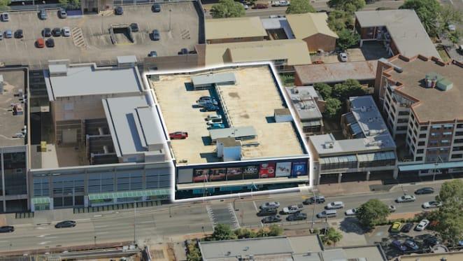 Parramatta RSL to sell car park site