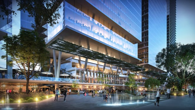 GT Insurance and Universal Fitness take up Parramatta Square leases