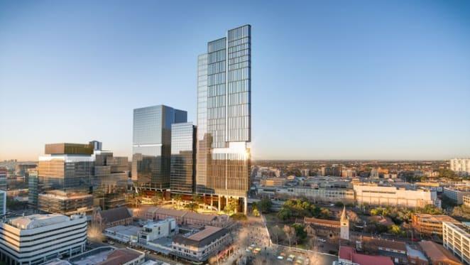 Walker Corporation's Parramatta Square gain NSW Government tenancy