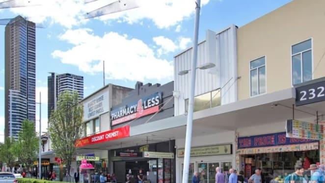 Parramatta retail property sells for $4.7 million