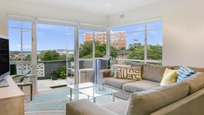 Mitchell Pearce lists another Cremorne rental roost