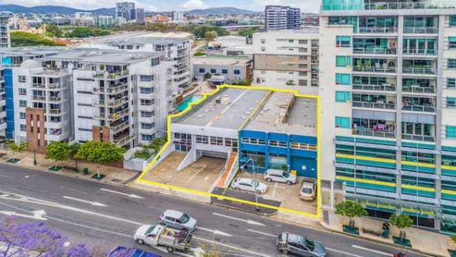 Savills secure two-in-one South Brisbane deal