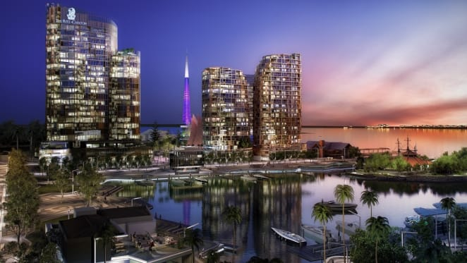 Perth's Elizabeth Quay secures $100 million in first day sales