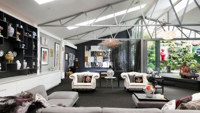 St Peters trophy warehouse conversion of car garage listed