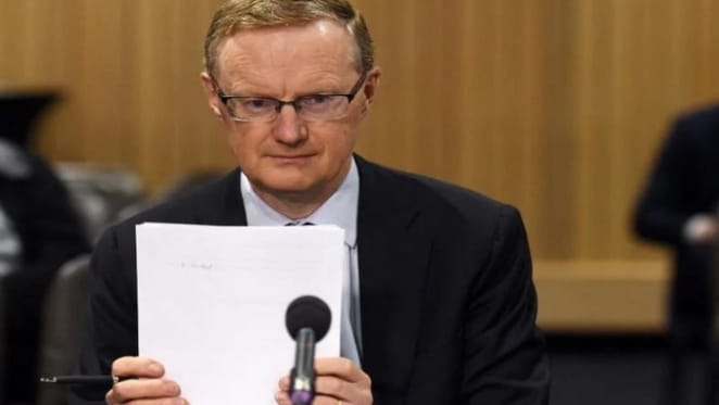 RBA governor Philip Lowe lays foundations for October rate cut