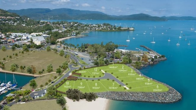 Whitsundays' One Airlie building blocks now available from $695,000