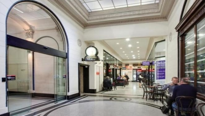 Small, affordable office suite in central Sydney leases in quick time