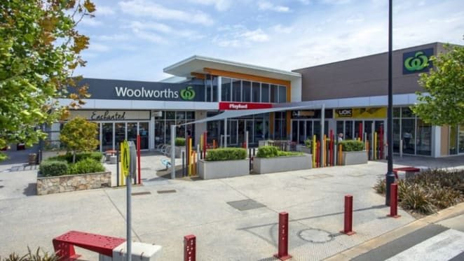 Savills sell Woolworths anchored Playford shopping complex to local SA investor