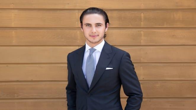 Gavin Rubinstein adds Hudson McHugh agent Bradley Plos to his team