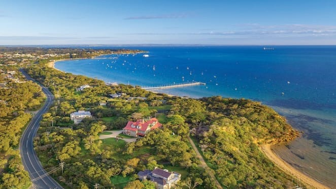 $20 million plus expected by the Lipe family for Sorrento mansion, Nee Morna