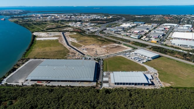 Brisbane industrial land values heading north