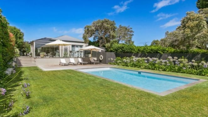 Franklin Road, Portsea trophy home sold post-auction
