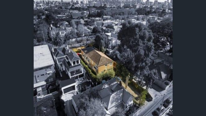 Block of five Prahran apartments sells for $3.6 million.
