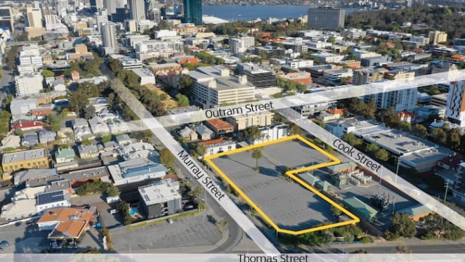 Former Princess Margaret carpark listed by WA Government as infill redevelopment site