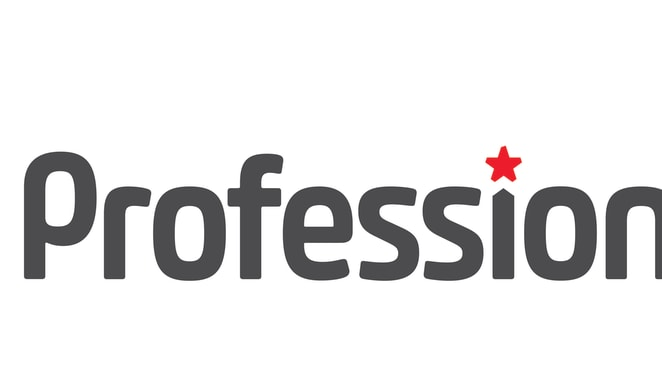 Professionals launch new brand logo