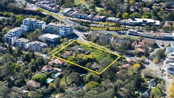 Site with apartment approvals in Sydney's North Shore listed: Savills