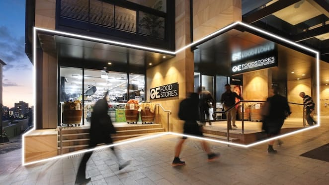 Boutique grocer QE Foodstores premises sold by Savills in Milsons Point