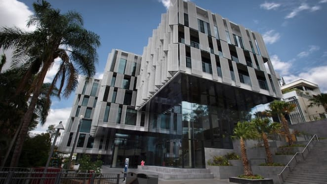 Queensland University of Technology unveiled its new $94.4 million Education Precinct building