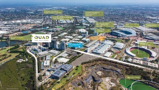 $70 million plus Sydney Olympic Park residential site set to spark developer contest
