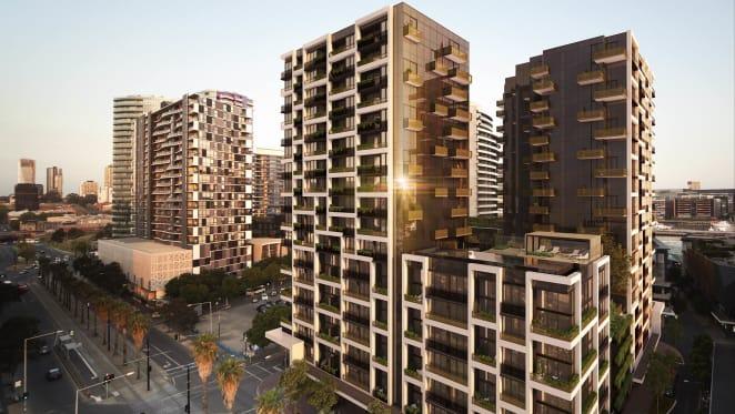 Quest Apartment Hotels set for 221 room Docklands development
