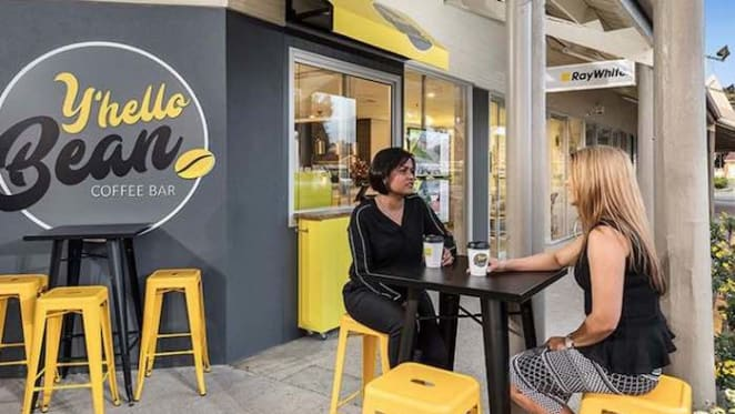 Ray White Patterson Lakes opens its own coffee bar