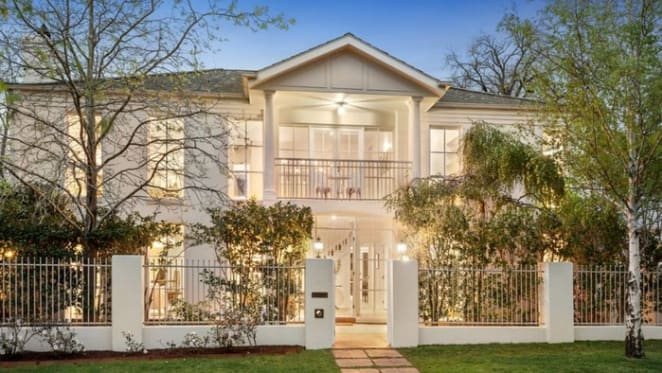 Former REA COO Arthur Charalaftis and wife Effie sell Canterbury home