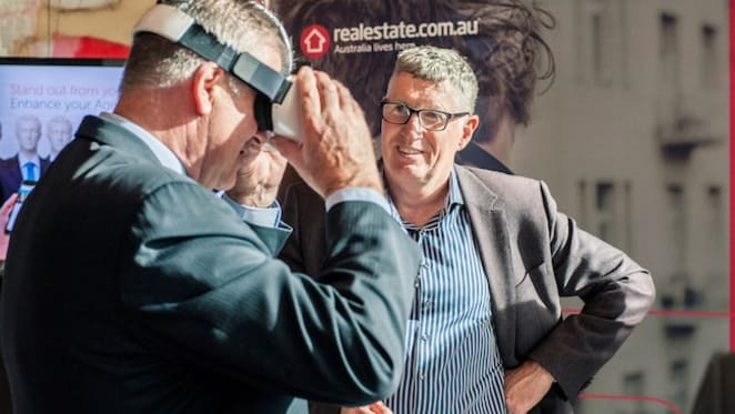 Realestate.com.au moves property inspections into virtual reality