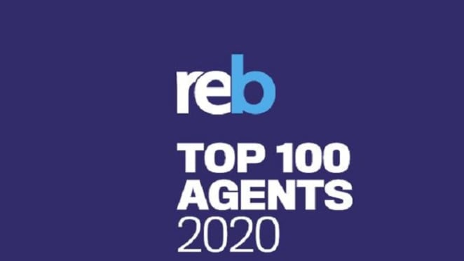 REB Top 100 Agents 2020 comprises less than 20% women
