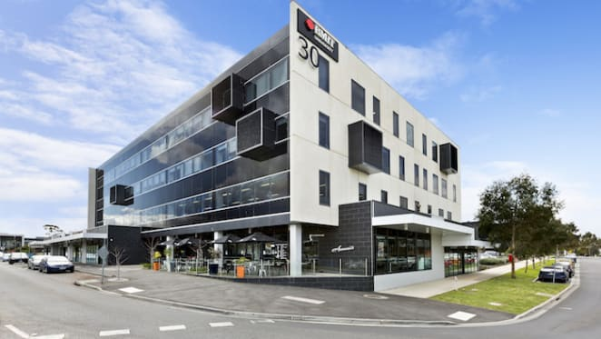 RMIT office at MAB's University Hill to fetch $25 million