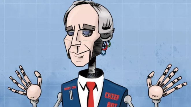 Overcoming our mistrust of robots in our homes and workplaces: Alan Finkel