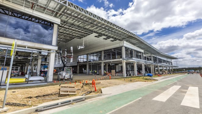 Ripley Town Centre secures 80 percent occupancy well ahead of opening