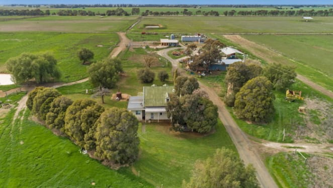 Auction set to end Allan family's five generation Kyabram farm ownership
